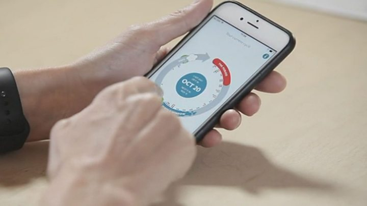 Track your periods