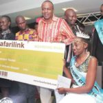 Pomp and Glamour as 22-year old Veronica Akinyi is crowned Miss Kisumu City 2018