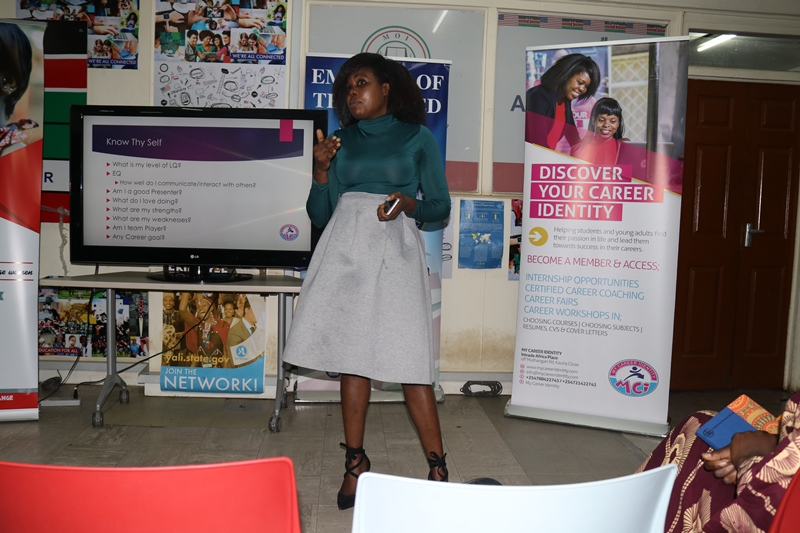 My Career Identity at Her Seminar