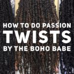 Passion Twists made in time for the holidays
