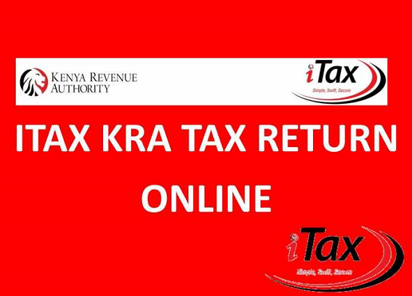 KRA Tax Returns online