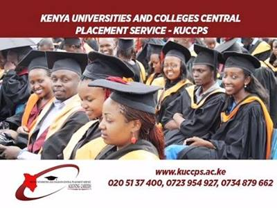 KUCCPS Course Application