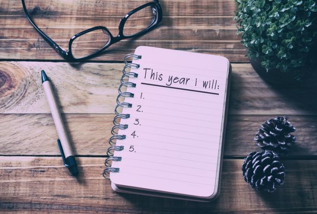 New Year Resolutions for College Women