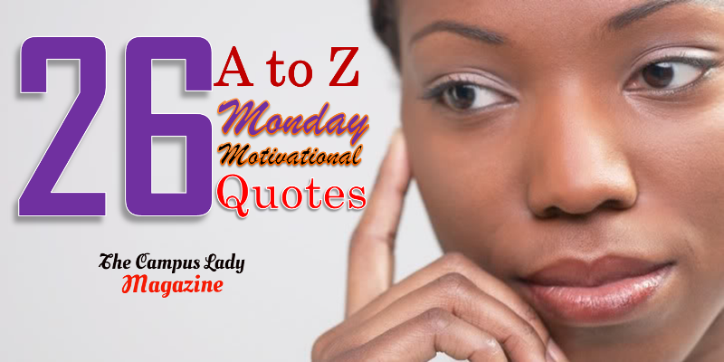 Monday Motivational Quotes