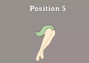 Sitting Position Personality